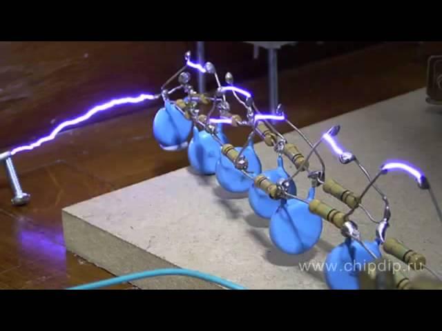 Электрический импульс своими руками