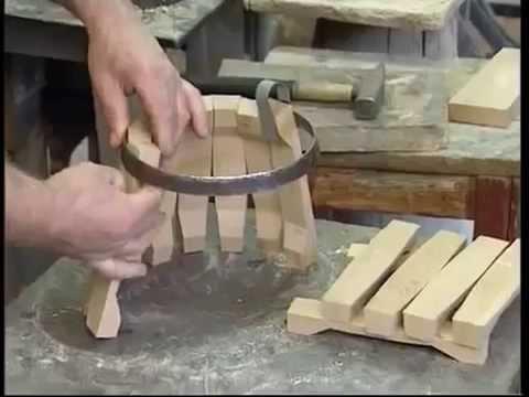 Изготовление кадок своими руками