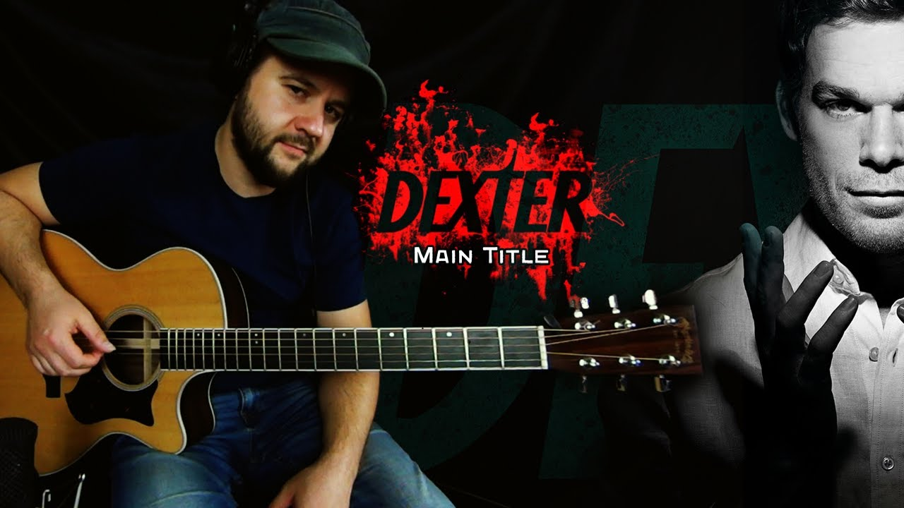 Dexter - Fingerstyle with Gitarin / Main Title