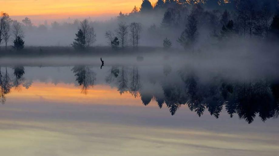 Самое опасное озеро в России