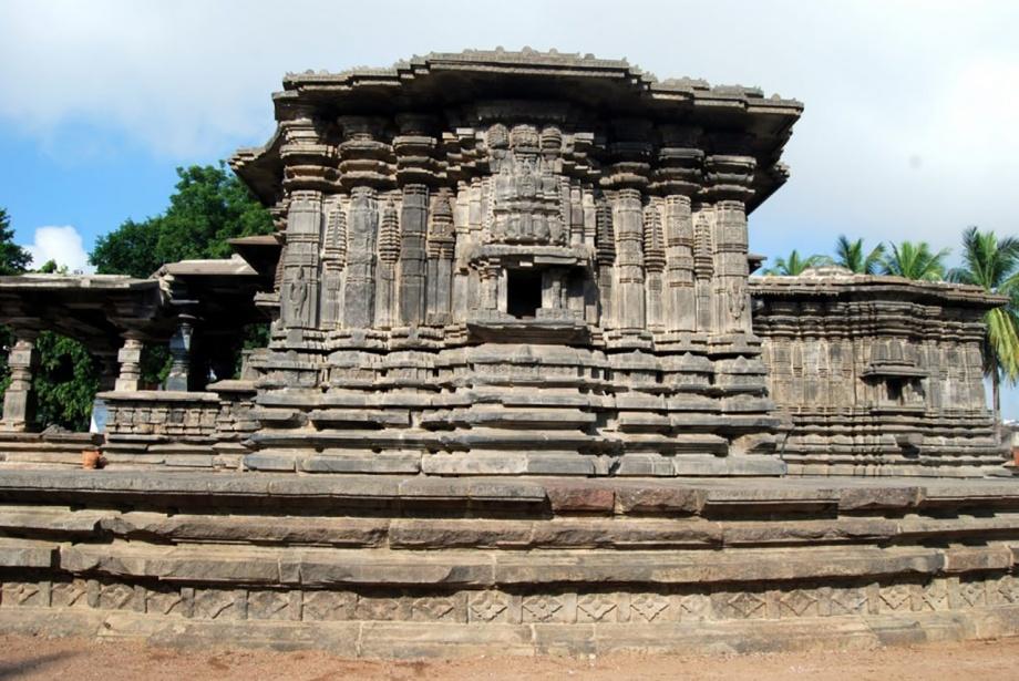Храм тысячи столбов — Древние технологии