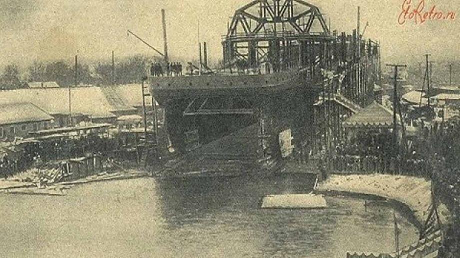 До 1917 года сталь, кирпичи делали вечными. Технологии эти безвозвратно утеряны